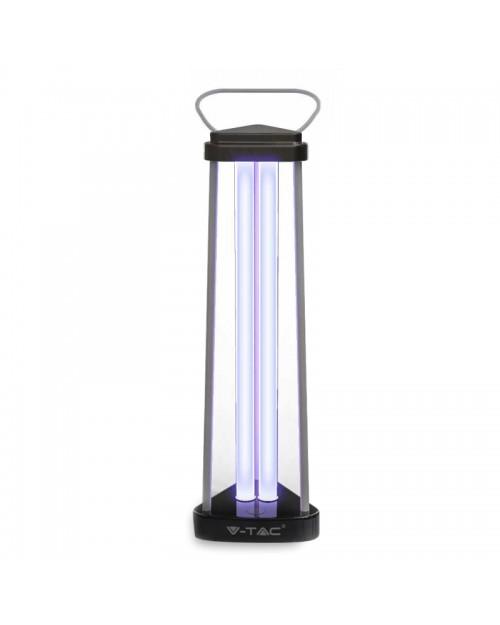 Lampada germicida UV-C 38W con ozono