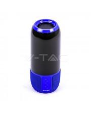 Cassa Bluetooth led 2 x 3w